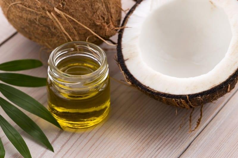 Cat Asthma Coconut Oil